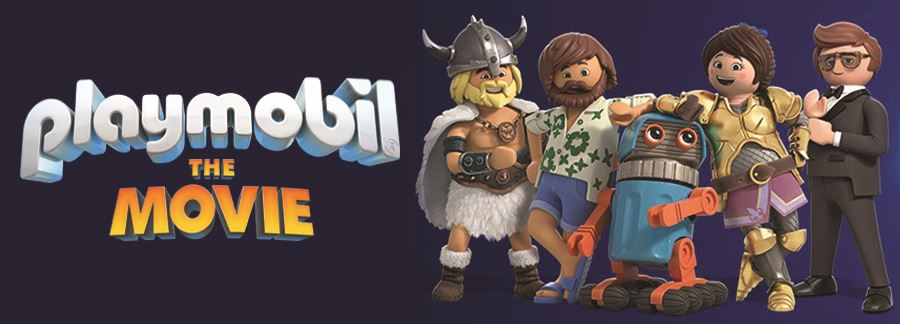 Picture for category Playmobil The Movie