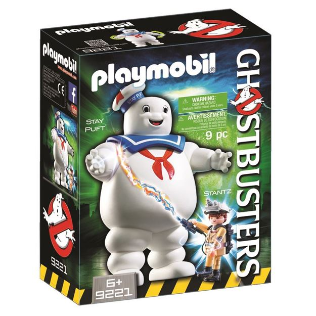 Picture of Playmobil - Stay Puft Marshmallow Man