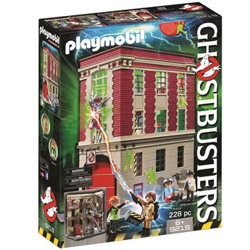 Picture of Playmobil - Ghostbusters Firehouse