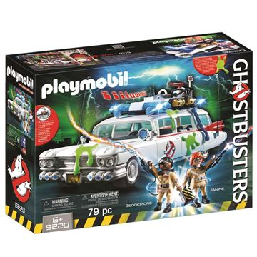 Picture of Playmobil - Ghostbusters Ecto-1