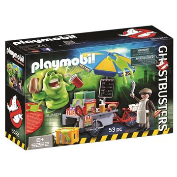 Picture of Playmobil - Slimer with Hotdog Stand