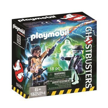 Picture of Playmobil - Spengler and Ghost
