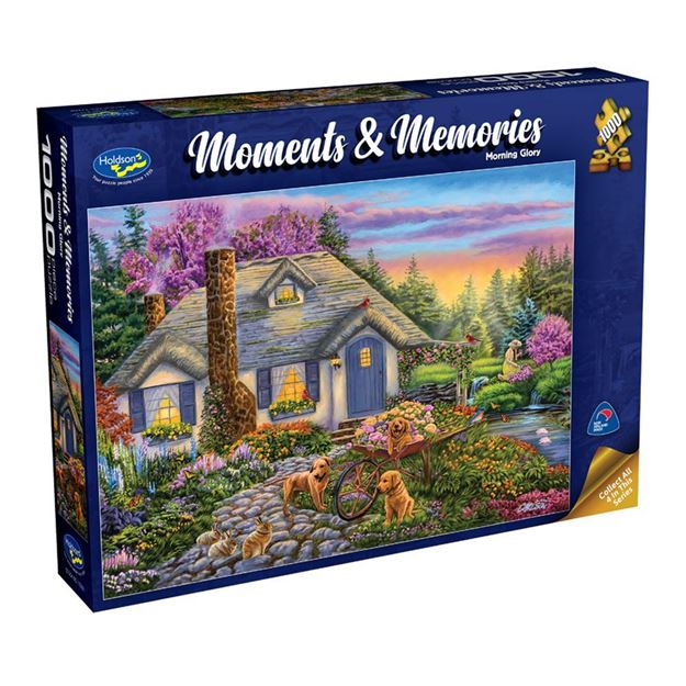 Picture of Holdson Puzzle - Moments & Memories S2 (Morning Glory)