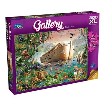 Picture of Holdson Puzzle - Gallery 6 300pc XL (Noahs Arc)