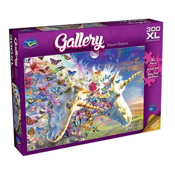 Picture of Holdson Puzzle - Gallery 6 300pc XL (Unicorn Dreams)