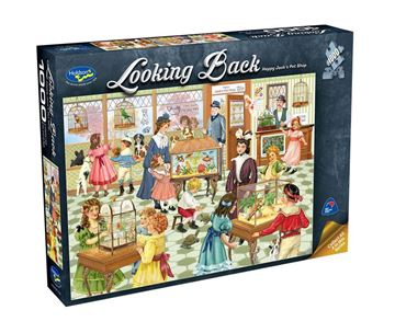Picture of Holdson Puzzle - Looking Back (Happy Jack's Pet Shop)