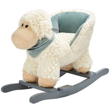 Picture of Rockers - Rocking Lamb with Chair