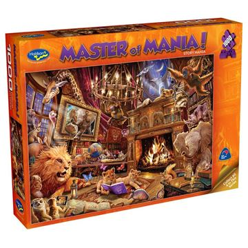 Picture of Holdson Puzzle - Master Of Mania! 1000pc (Story Mania)