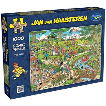 Picture of Holdson Puzzle - Van Haasteren 1000pc (The Park)