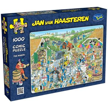 Picture of Holdson Puzzle - Van Haasteren 1000pc (The Winery)