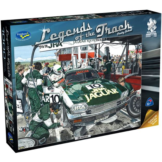 Picture of Holdson Puzzle - Legends of the Track  1000pc (Prowling Bathurst)