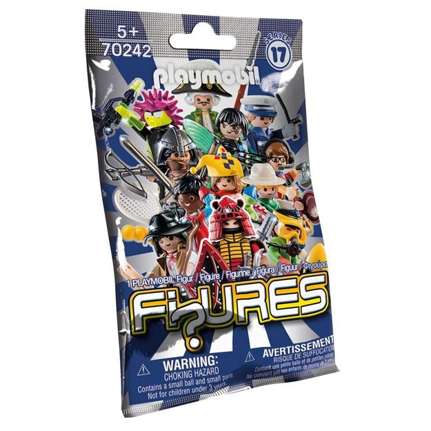 Picture of Playmobil - Series 17 Boys Blind Bags