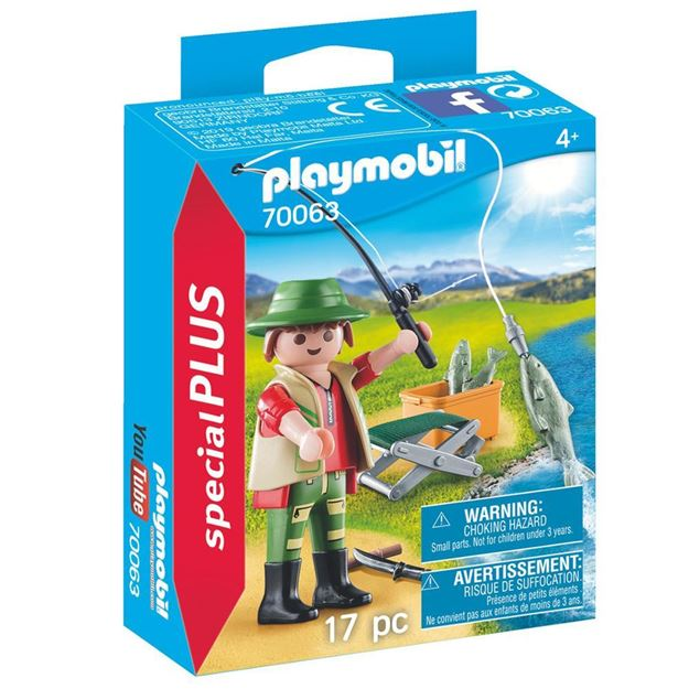 Picture of Playmobil - Fisherman