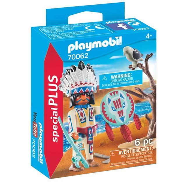 Picture of Playmobil - Native American Chief