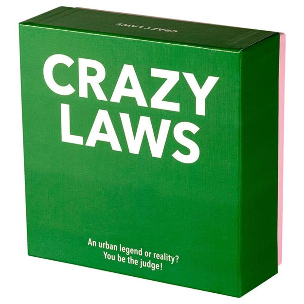Picture of Game - Crazy Laws