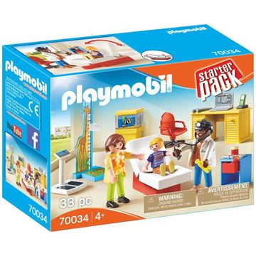 Picture of Playmobil - Pediatrician's Office Starter Pack