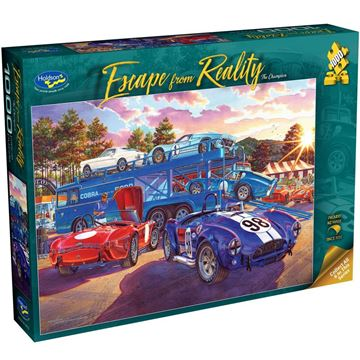 Picture of Holdson Bargain Puzzle - Escape from Reality 1000pc (The Champion)
