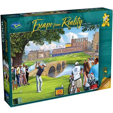 Picture of Holdson Bargain Puzzle - Escape from Reality 1000pc (The Final Hole)