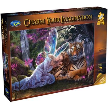 Picture of Holdson Bargain Puzzle - Charm Your Imagination, 1000pc (My Sentinel)
