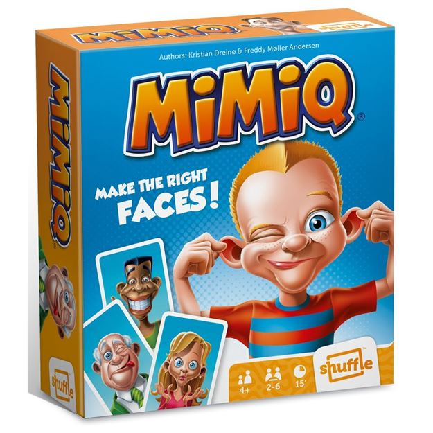 Picture of Game - Mimiq Card Game