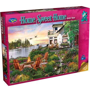 Picture of Holdson Puzzle - Home Sweet Home S3 1000pc (Harbor House)
