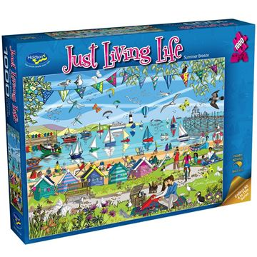 Picture of Holdson Puzzle - Just Living Life 1000pc (Summer Breeze)