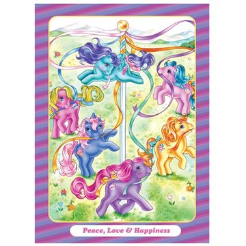 Picture of Holdson Puzzle - Set of Four My Little Pony, 35pc Frame Tray Series
