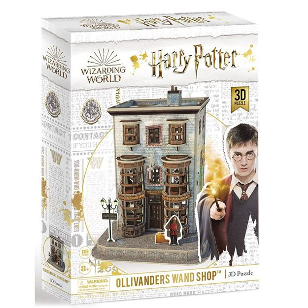 Picture of 3D Puzzle - Harry Potter, Ollivanders Wand Shop