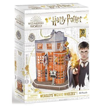 Picture of 3D Puzzle - Harry Potter, Weasleys Wizard Wheezes