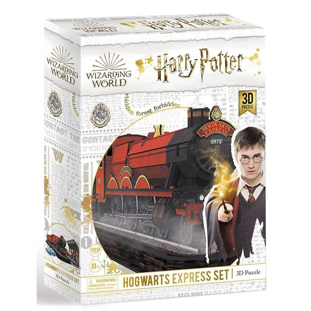 Picture of 3D Puzzle - Harry Potter, Hogwarts Express