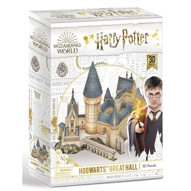 Picture of 3D Puzzle - Harry Potter, Hogwarts Great Hall