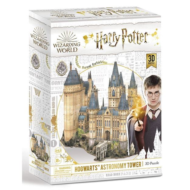 Picture of 3D Puzzle - Harry Potter, Hogwarts Astronomy Tower