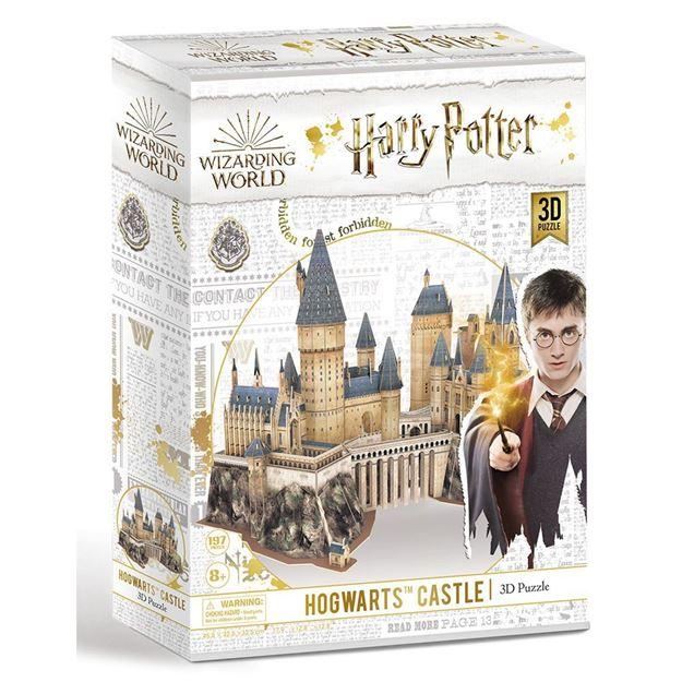 Picture of 3D Puzzle - Harry Potter, Hogwarts Castle