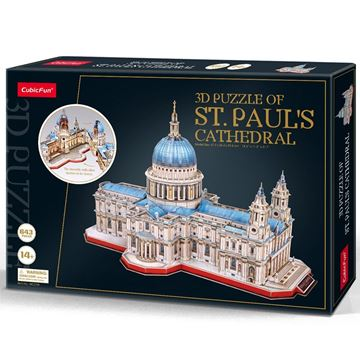 Picture of 3D Puzzle - St Pau'ls Cathedral XXL