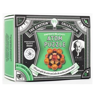 Picture of Professor Puzzle - Atom Puzzle
