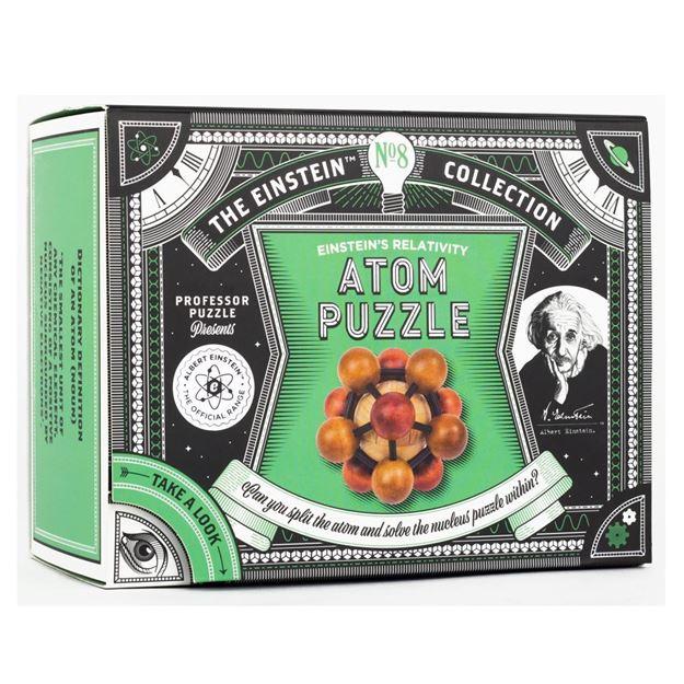 Picture of Professor Puzzle - Atom Puzzle