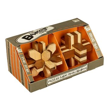 Picture of Professor Puzzle - Set of 2 Bamboozlers
