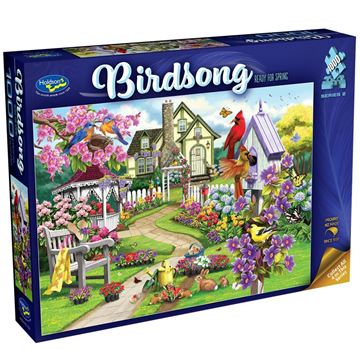 Picture of Holdson Puzzle - Birdsong S2, 1000pc (Ready For Spring)