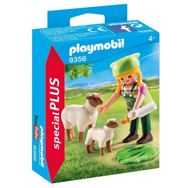 Picture of Playmobil - Farmer with Sheep