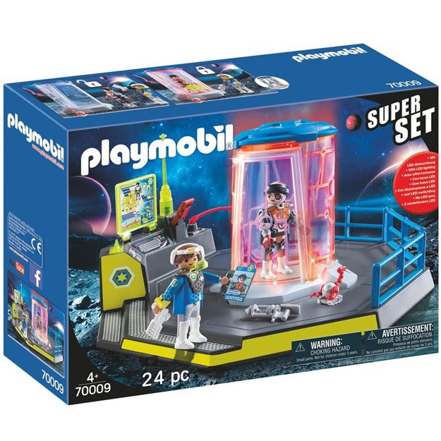 Picture of Playmobil - Galaxy Police Rangers Super Set