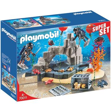 Picture of Playmobil - Tactical Dive Unit Super Set