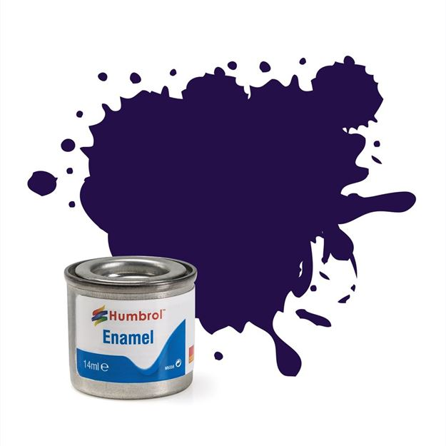 Picture of Humbrol - Purple Gloss