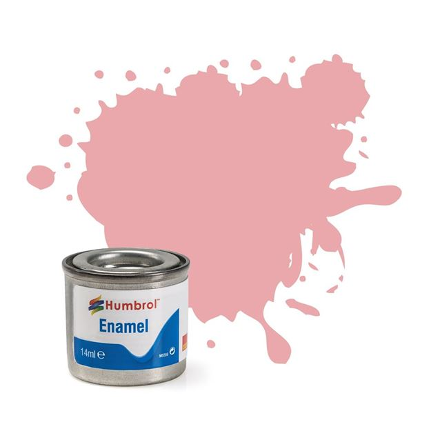 Picture of Humbrol - Pink Gloss