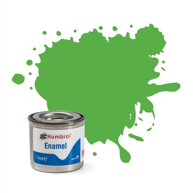 Picture of Humbrol - Signal Green Gloss