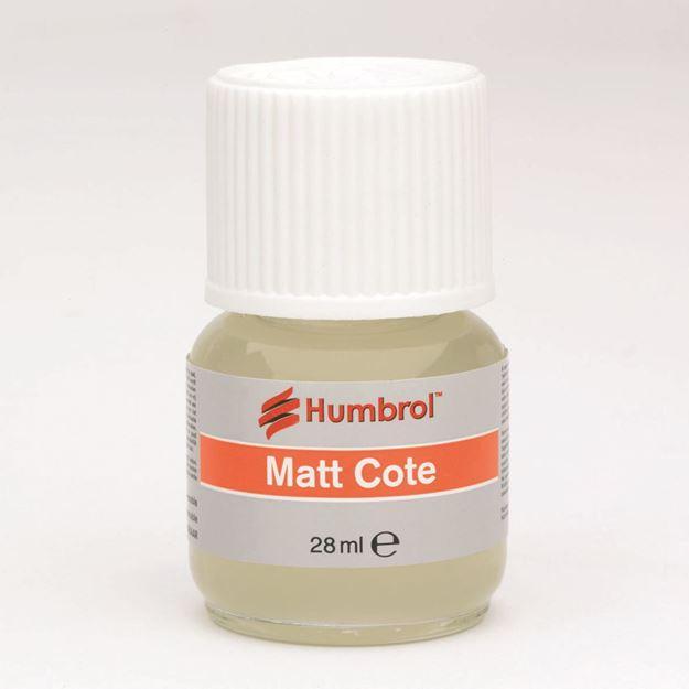 Picture of Humbrol - Matt Cote