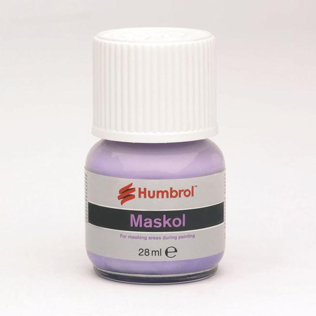 Picture of Humbrol - Maskol Mask
