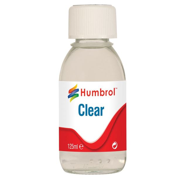 Picture of Humbrol - Clear Gloss Coating
