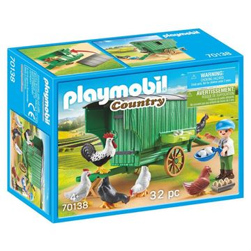 Picture of Playmobil - Chicken Coop