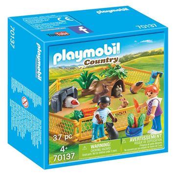 Picture of Playmobil - Farm Animal Enclosure