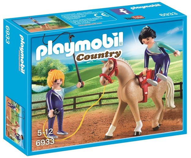 Picture of Playmobil - Horse Vaulting